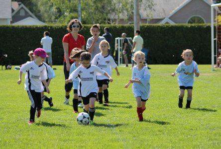 Le soccer récréatif, une école de vie
