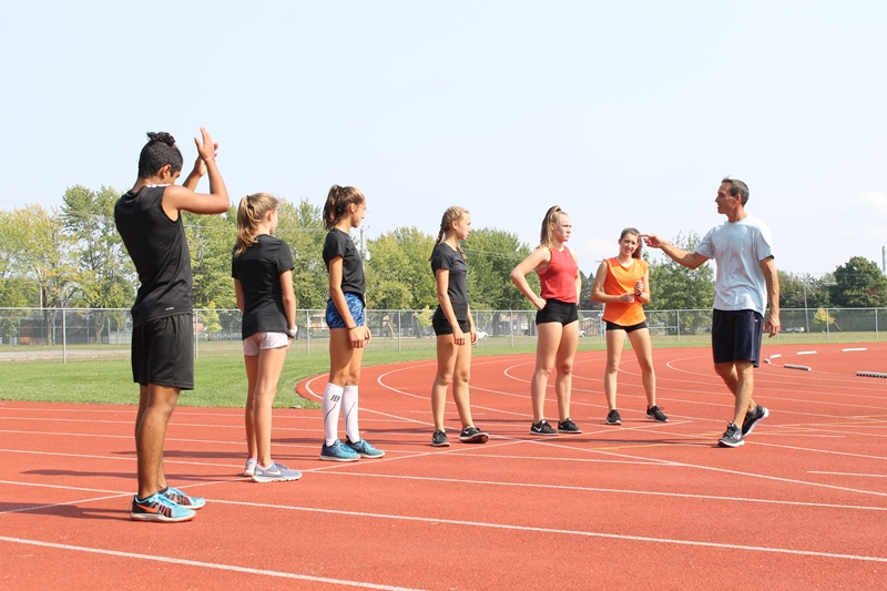 L'athlétisme prend de l'ampleur dans la région