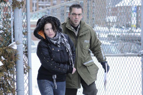 Steve Soudin et Crystel Lessard accusés de séquestration et de voies de fait ayant causé des lésions (photos)