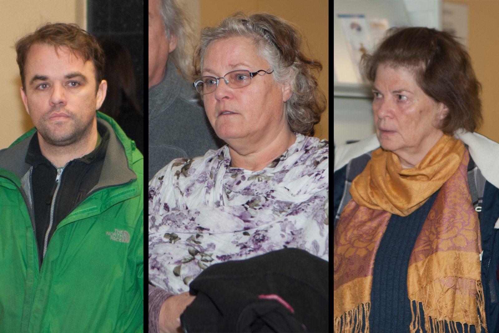 Sudation mortelle à Durham-Sud: la prison pour les trois accusés