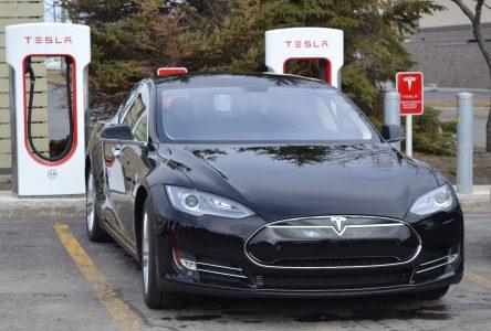 Les Tesla défileront à Drummondville