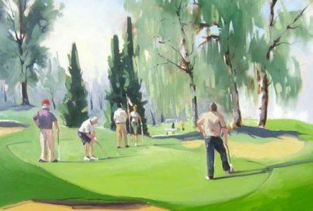 Un tableau du peintre Robert Roy vendu 26 000 $