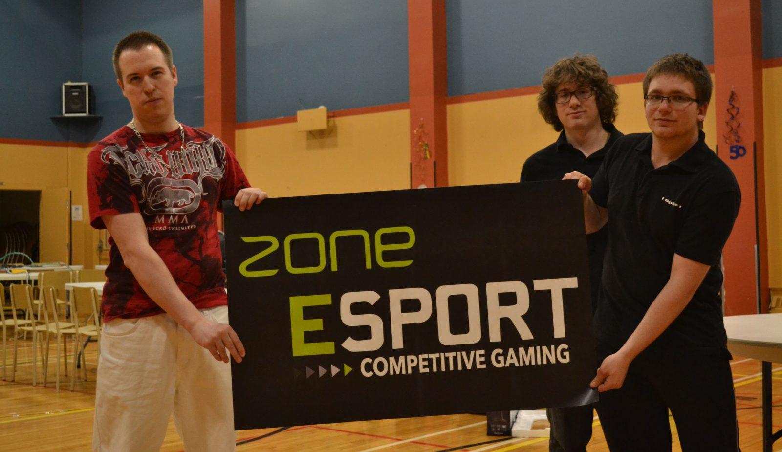 Jeux vidéo: la tranche compétitive se développe
