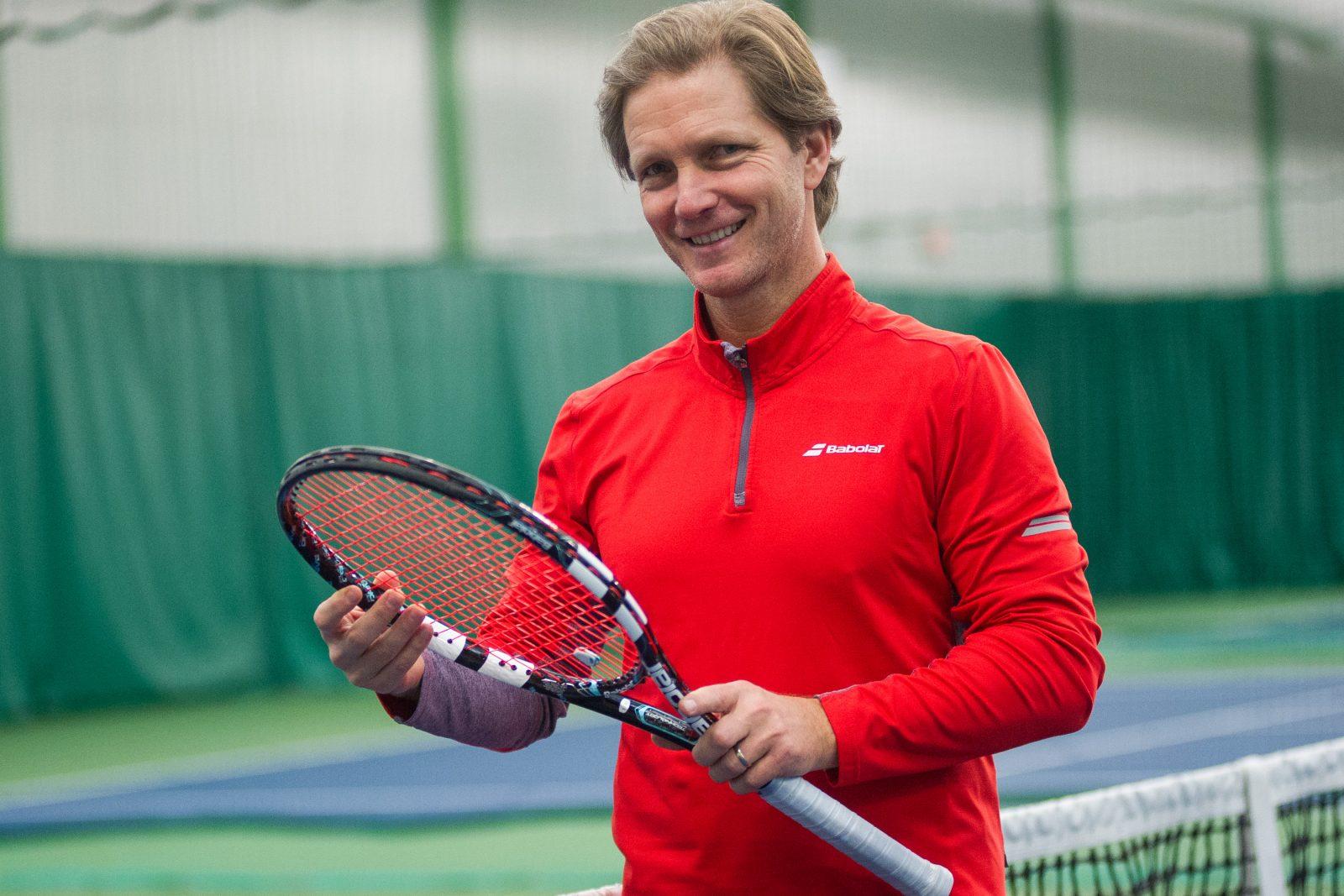 L'impressionnant parcours tennistique de Yann Lefebvre