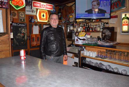 «Ce n'est pas une question de bar, c'est une question de permis» – Sylvain Janelle