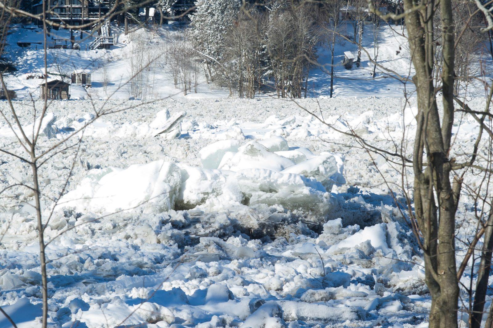 Rivière Saint-François : retour à la normale