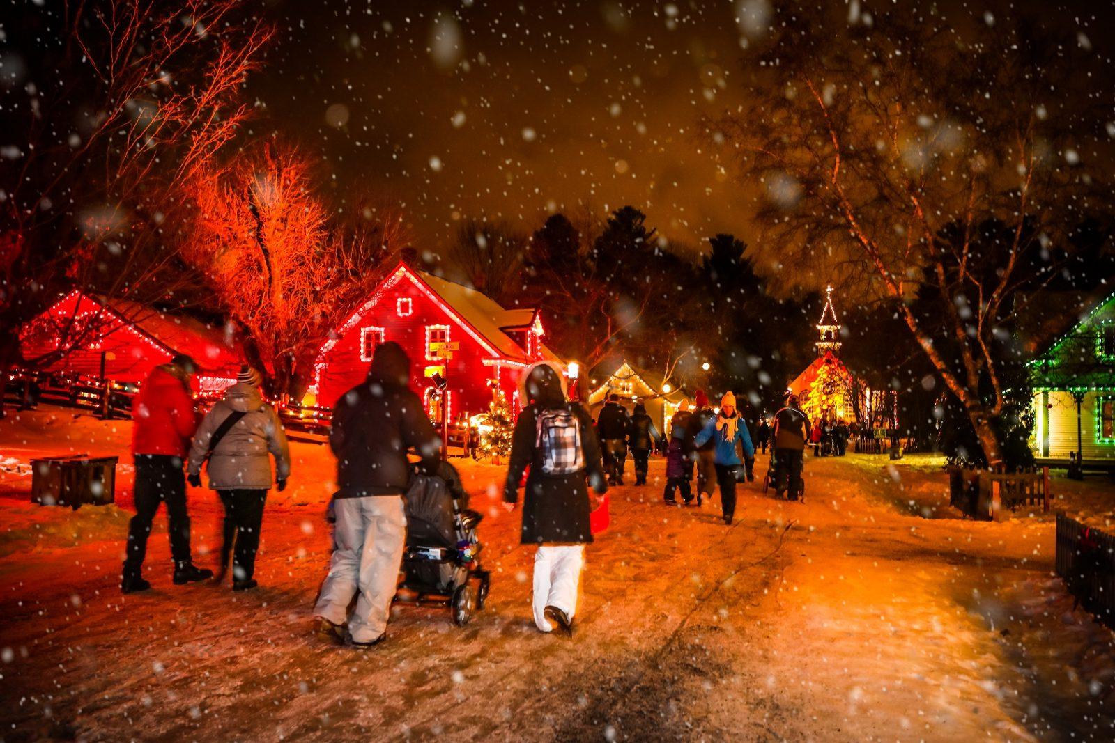 Le Village québécois d'antan a besoin d'une avance de 1,21 million $