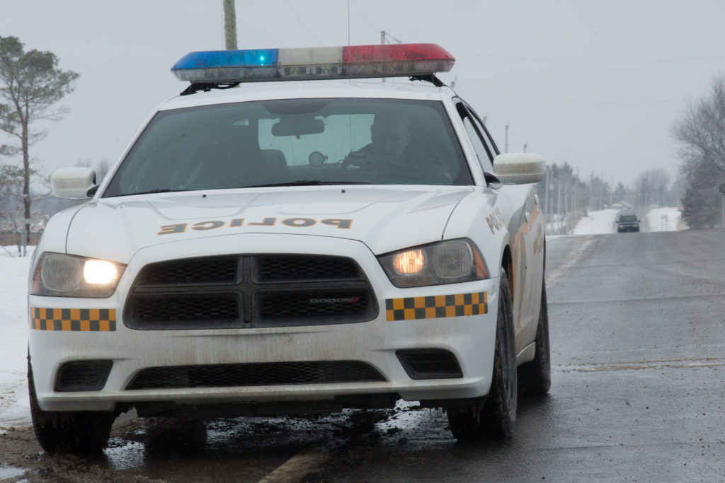 L'autoroute 55 fermée en raison d'un accident