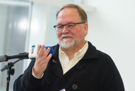Yves Grondin devient maire de Drummondville