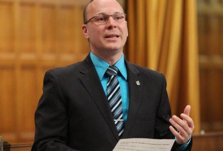 François Choquette dresse un bilan de la session parlementaire à Ottawa
