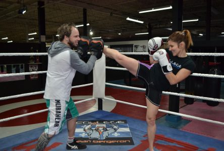 Sports de combat : une rencontre encourageante