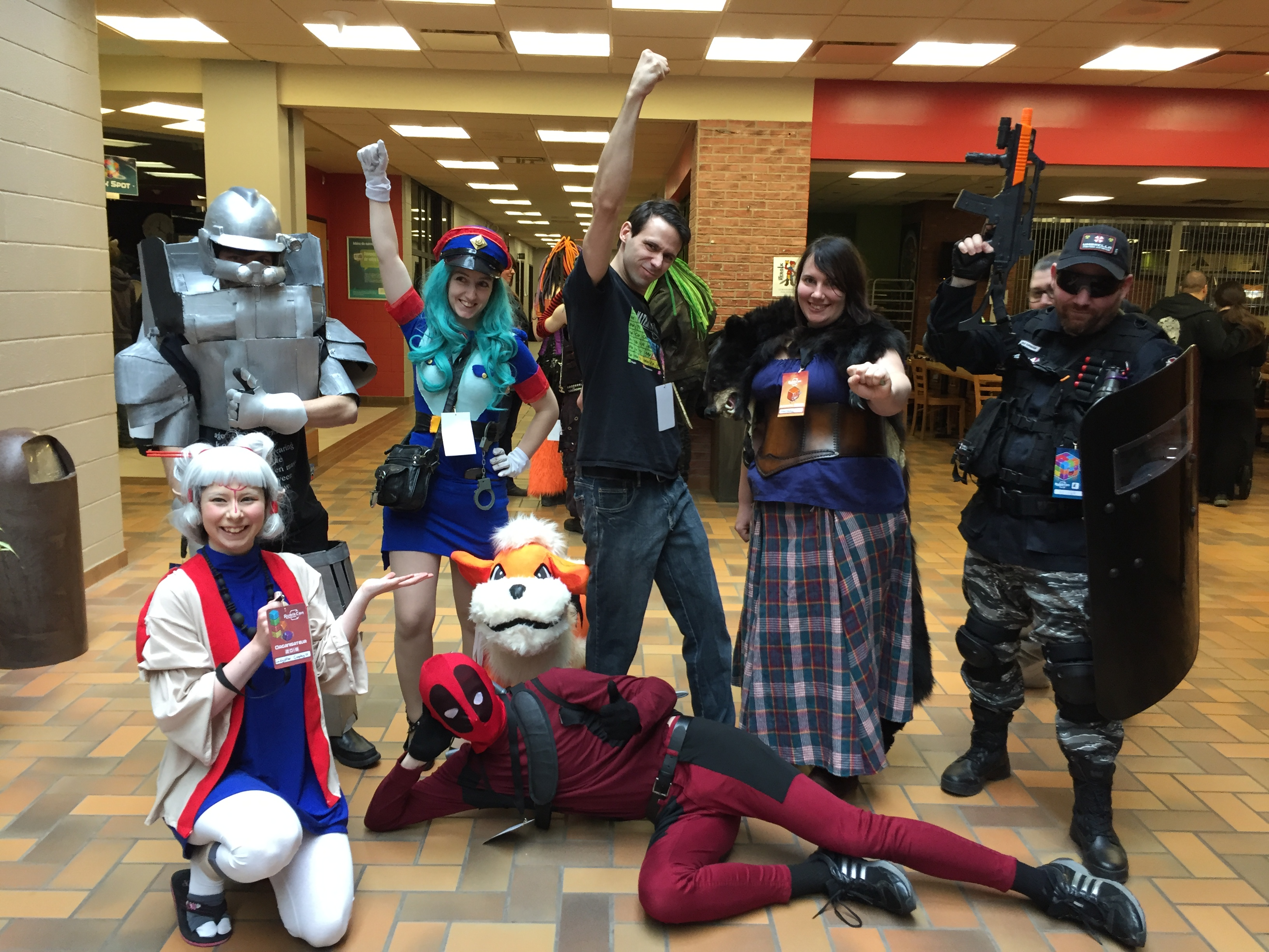Le RubikCon, une première convention geek haute en couleurs