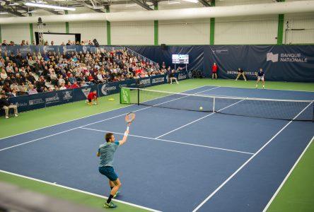 Tennis : un prix d'excellence pour le Challenger de Drummondville