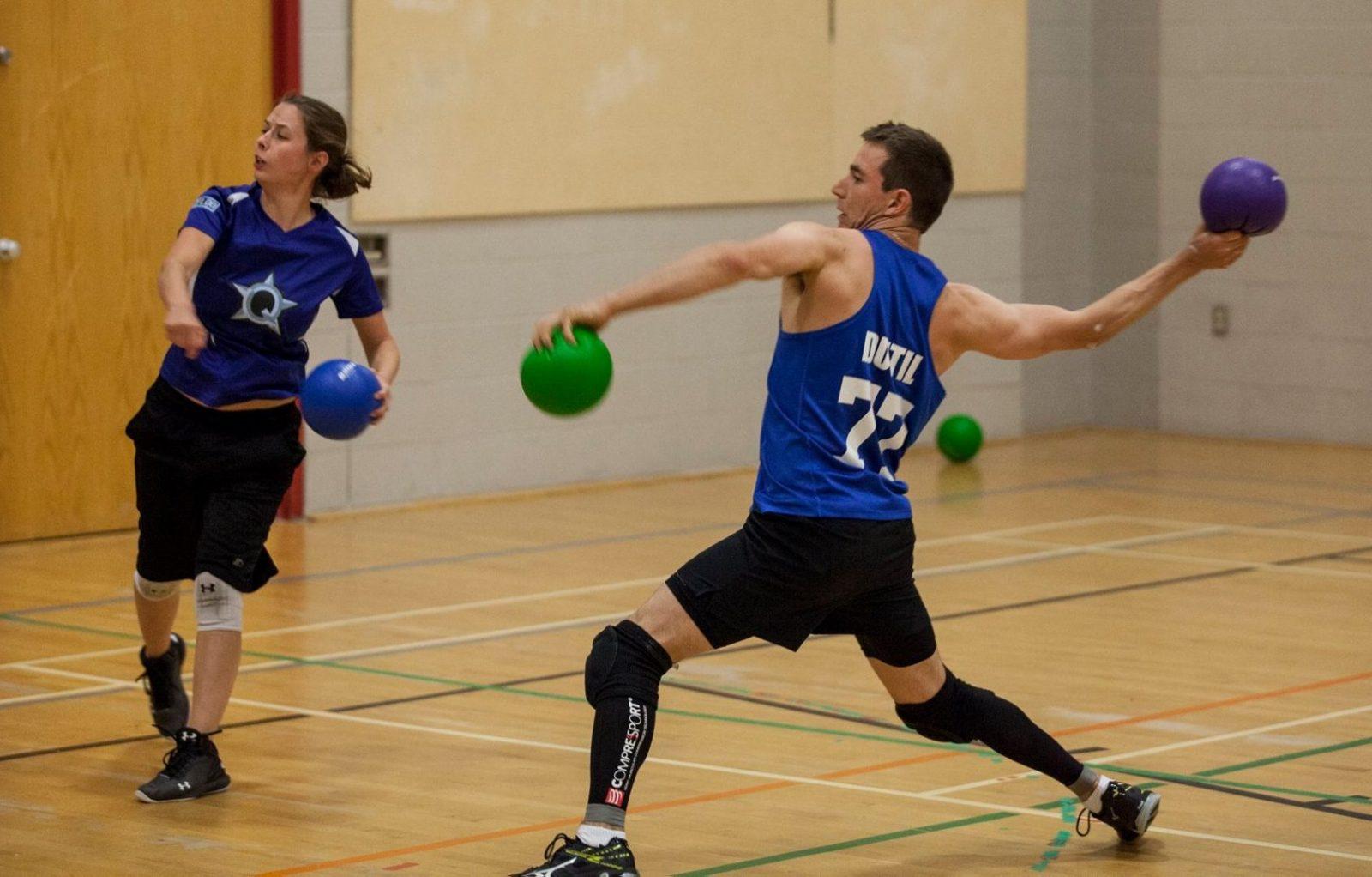 La fièvre du dodgeball gagne Drummondville