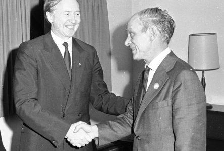 Il y a 50 ans: les débuts du Parti québécois dans Drummond