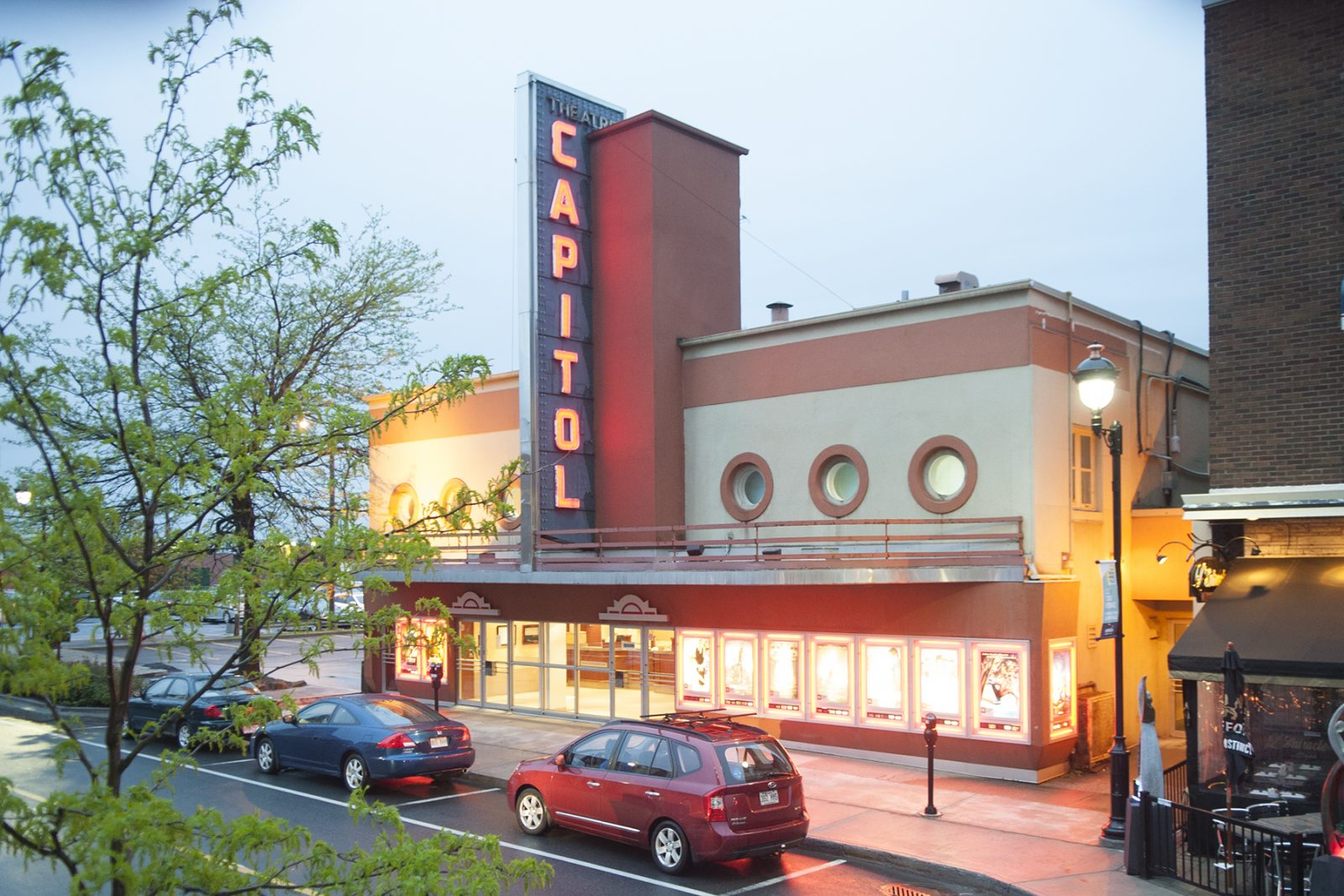 Le Cinéma Capitol présentera des opéras de New-York