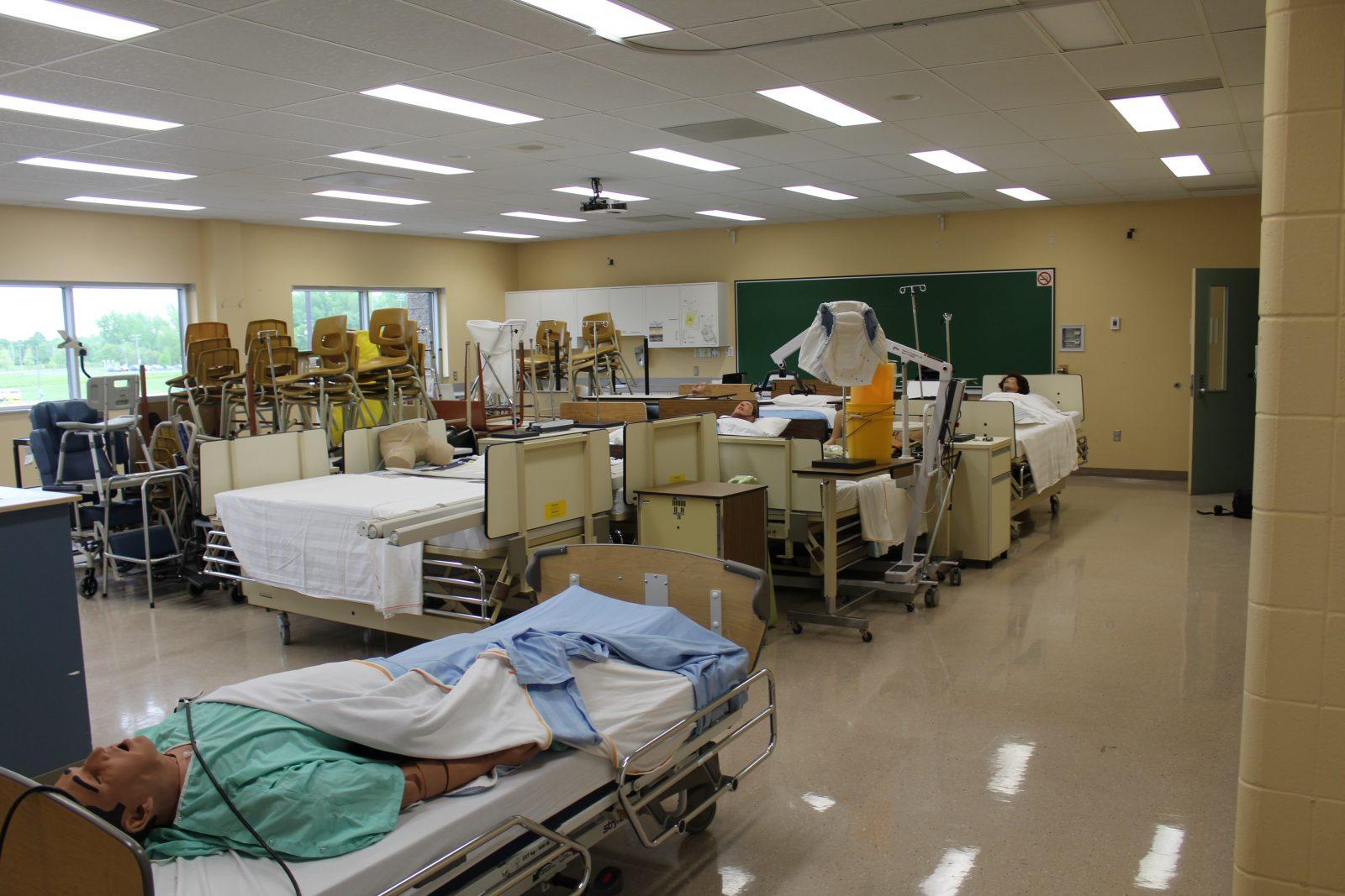 Investissement dans les soins infirmiers au Cégep