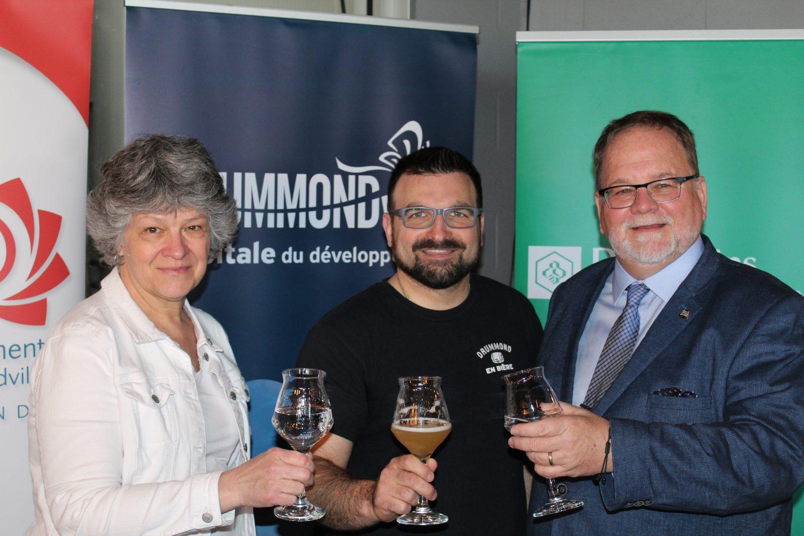 Drummond en Bière: une deuxième édition à l'image du Québec