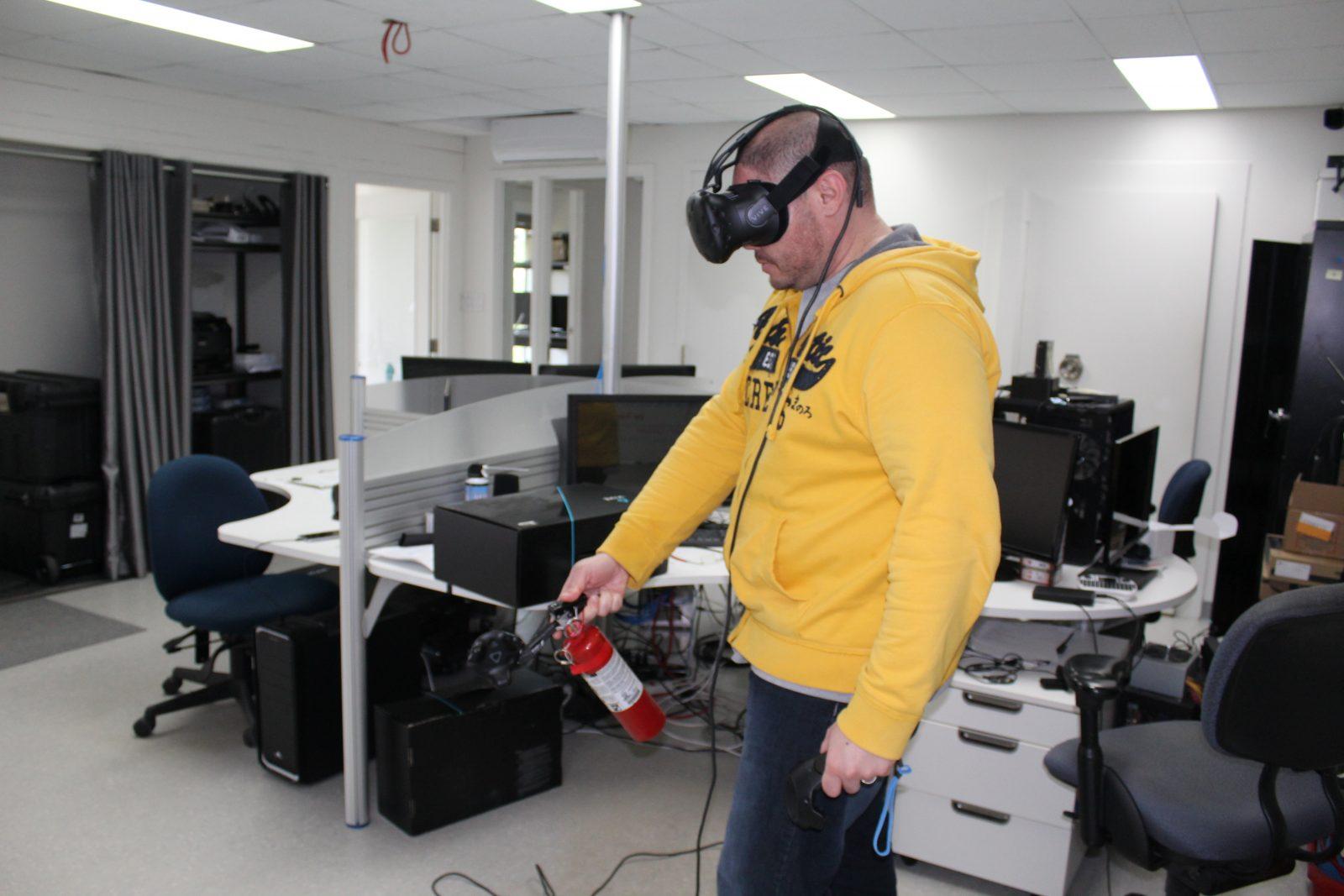 La réalité virtuelle se rapproche de plus en plus de la vraie vie