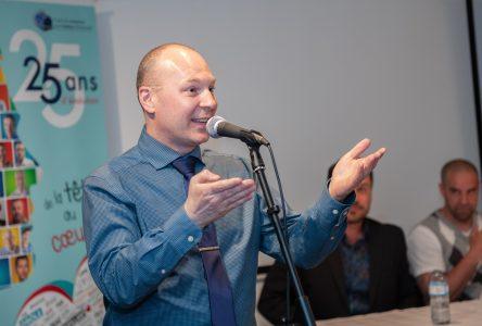 Élections : François Choquette nommé «écoleader»