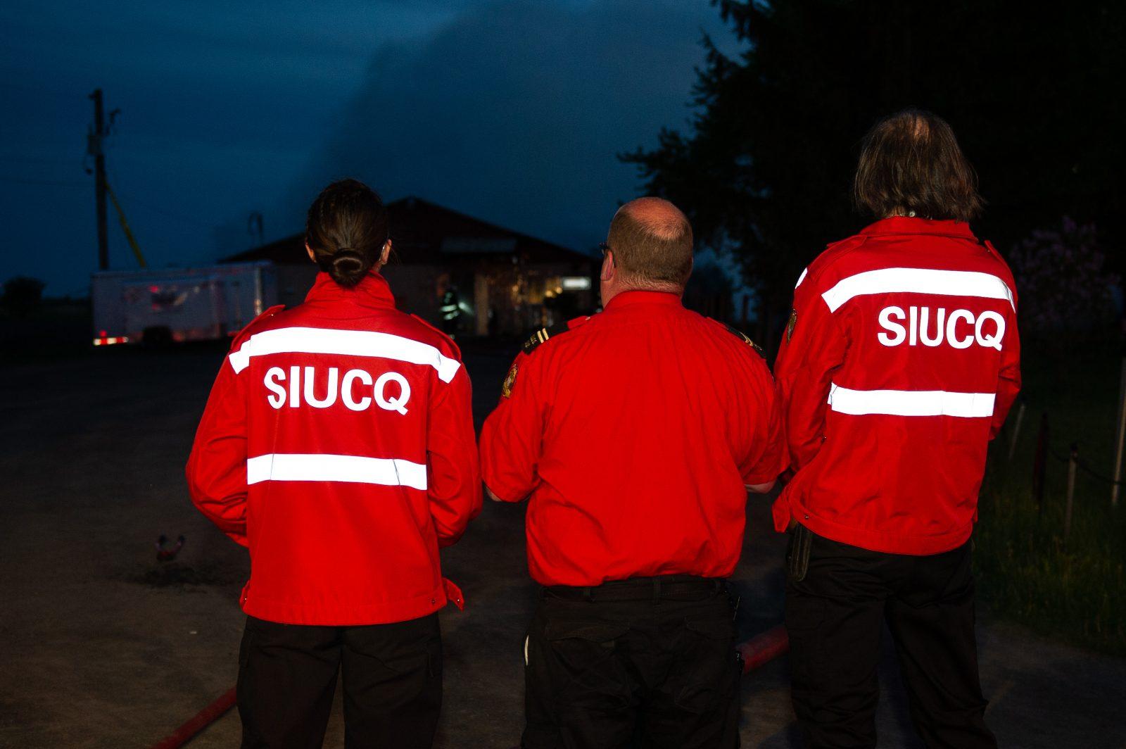 SIUCQ : légère diminution des interventions en 2018