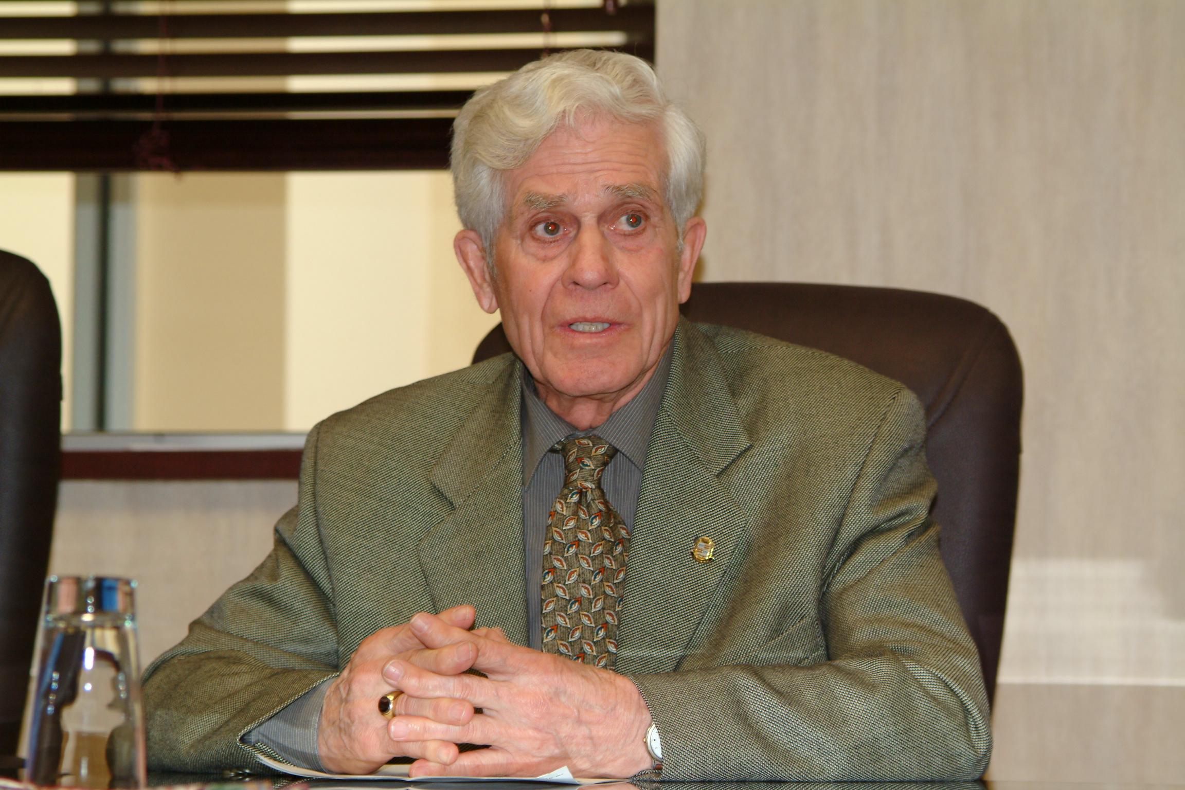 L'ex-conseiller municipal Réal Jean est décédé