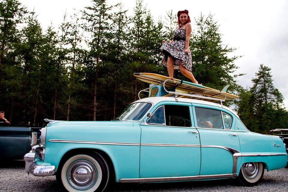 les voitures anciennes s'amènent à drummondville - l'express