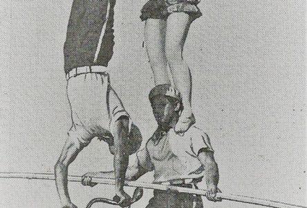Pour le meilleur et pour le pire, les cirques à Drummondville: 1938-1963