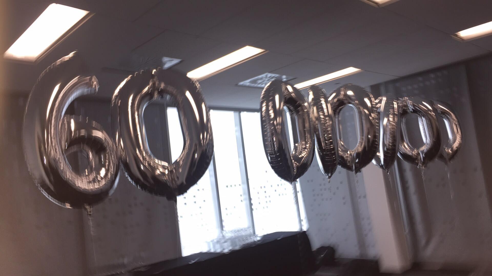 Lotto Max : une célébration pour la remise des 60 millions $ aux Drummondvillois