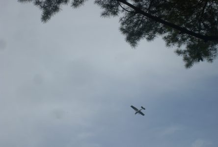 Cours de pilotage, les gens du Domaine du repos sont aussi dérangés (lettre ouverte)