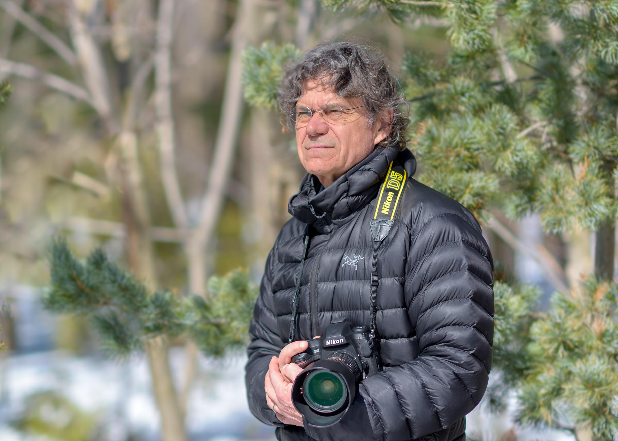 La photo et les voyages nourrissent Michel Doyon