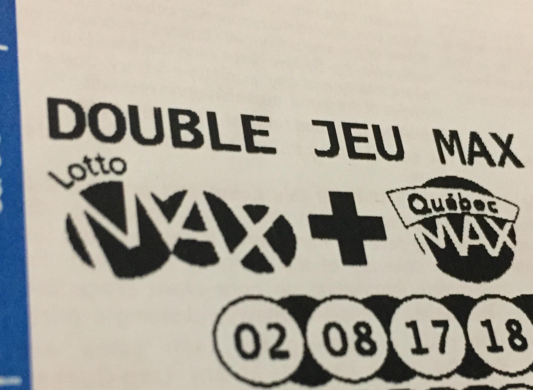 Le billet gagnant aurait été acheté dans une pharmacie Jean Coutu (MISE À JOUR)