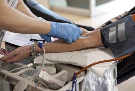 Bientôt une collecte de sang à Saint-Germain