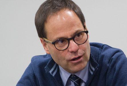 Alexandre Cusson s'attend à la nomination d'un ministre