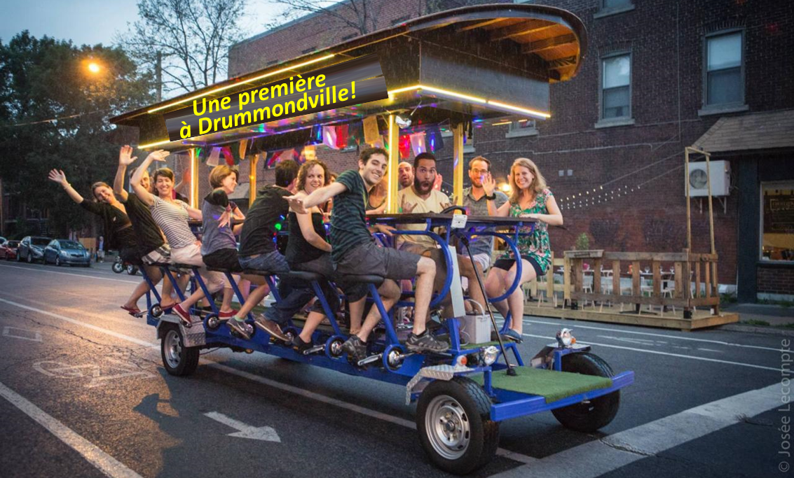 Un vélo festif bientôt dans les rues de Drummondville