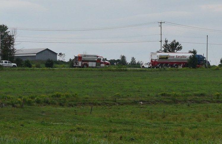 Collision mortelle sur la route 116 à Durham-Sud (Mise à jour)