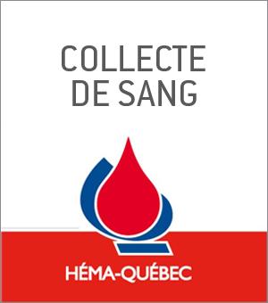 Une collecte de sang aura lieu à Saint-Guillaume