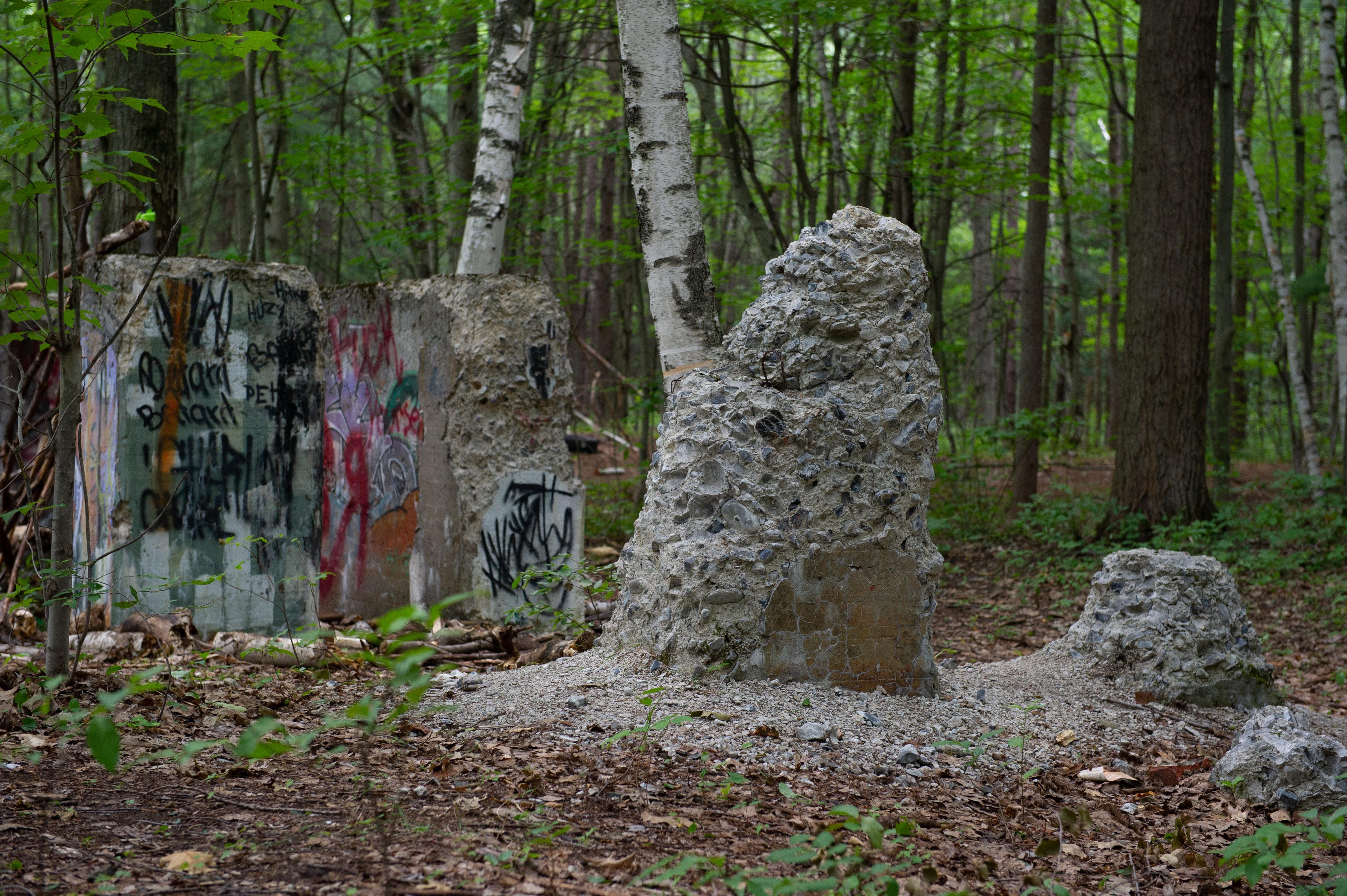 Des travaux archéologiques près de l'école La Poudrière