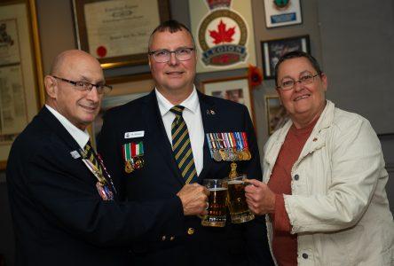 Un Oktoberfest pour redécouvrir la Légion canadienne