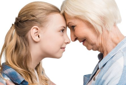 Le 8 septembre, la Journée des grands-parents