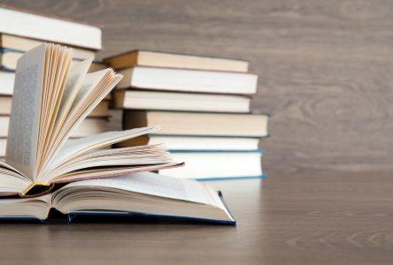 Un bazar de livres usagés s'organise