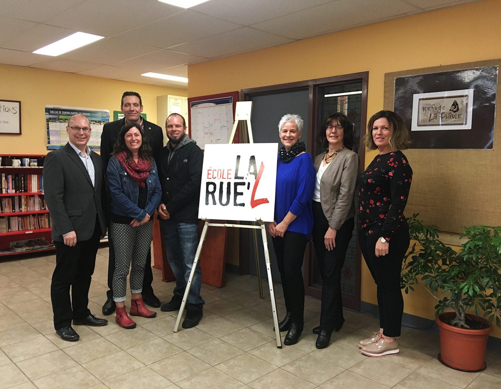 L'école la Rue'L aide les jeunes à réussir depuis 10 ans