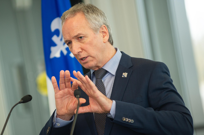 «Notre gouvernement a su prendre les rênes avec brio» – André Lamontagne