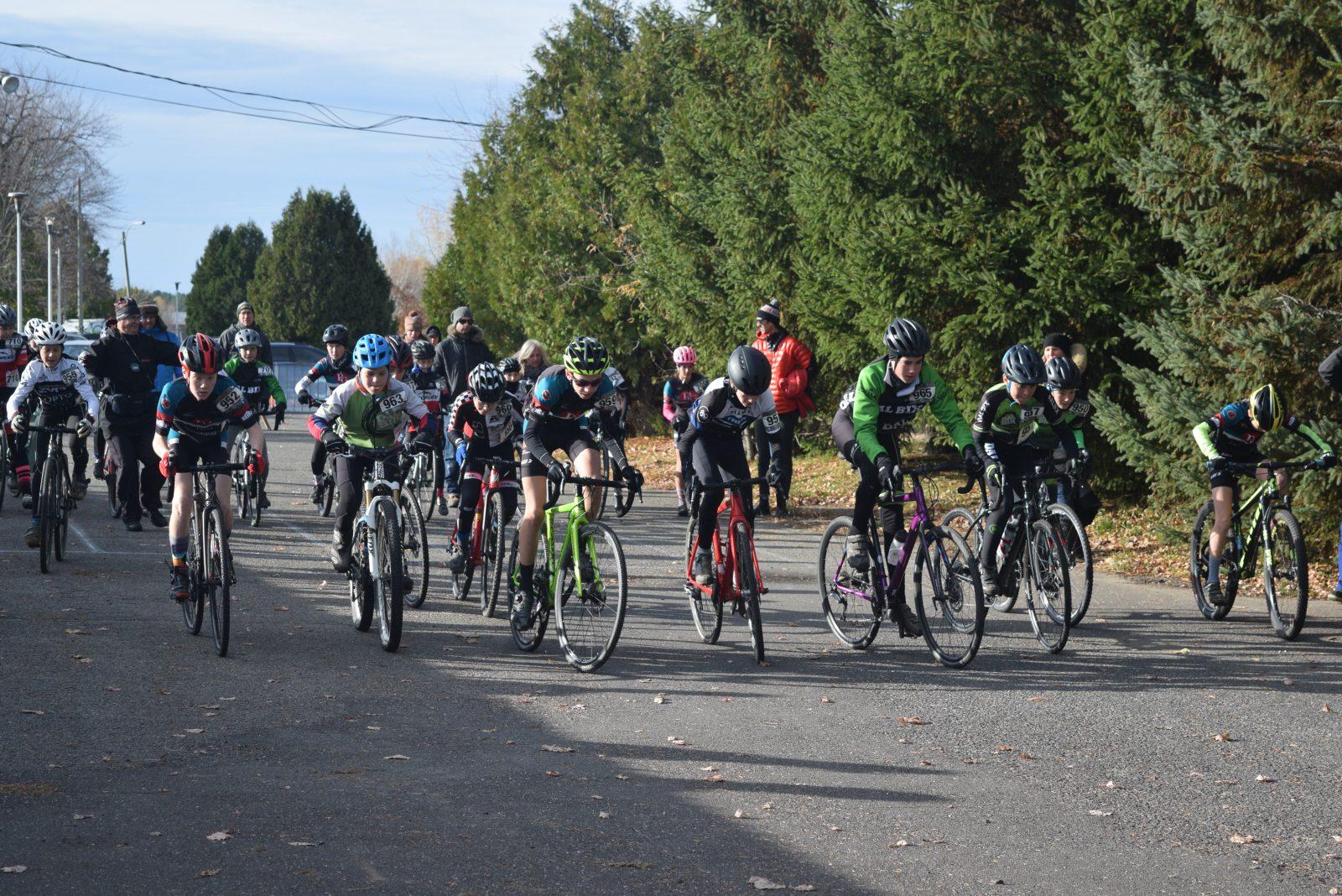 Cyclocross: plus de 400 coureurs présents à Drummondville
