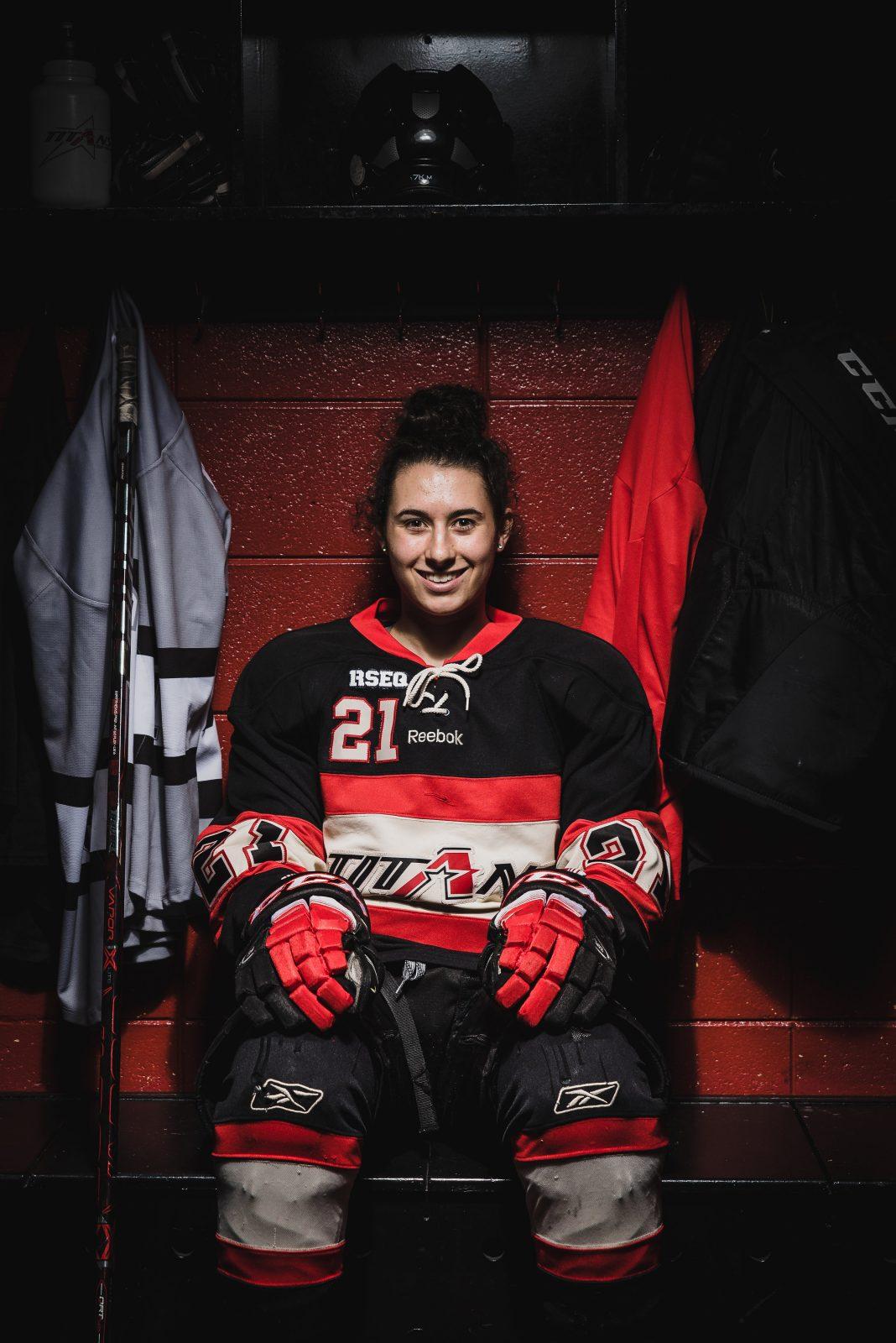 Gabrielle Plourde ira aux Jeux du Canada