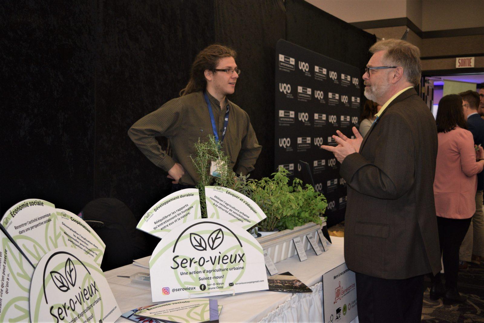 Plus de 500 jeunes entrepreneurs débarquent à Drummondville