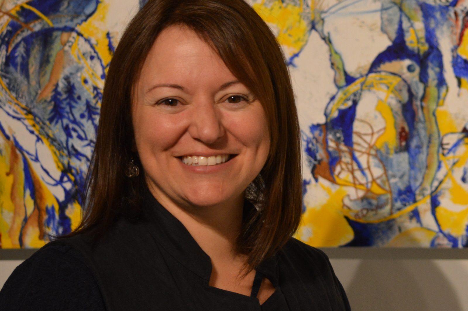 Nathalie Dupont transforme ses réflexions en œuvre d'art