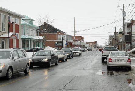 Décembre 2018 : réouverture de la rue Lindsay
