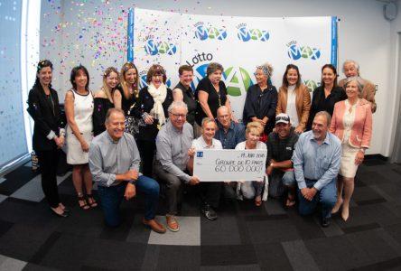Juin 2018 : dix nouveaux multimillionnaires à Drummondville