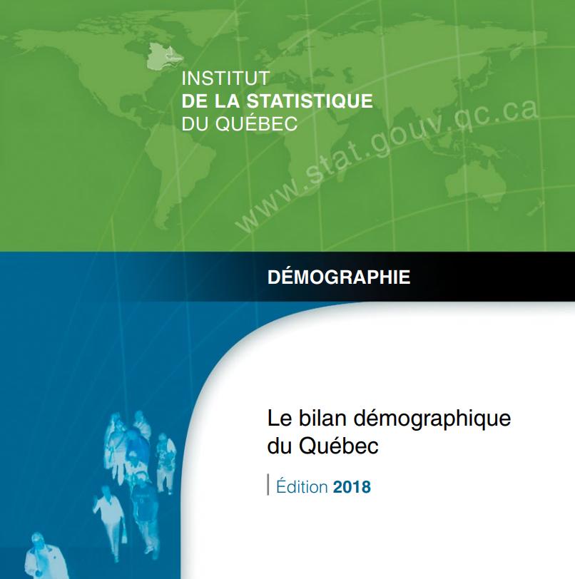 Centre-du-Québec : la croissance démographique est inférieure à celle du Québec
